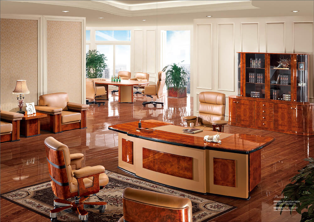 Luxury Office Desk Executive 68028