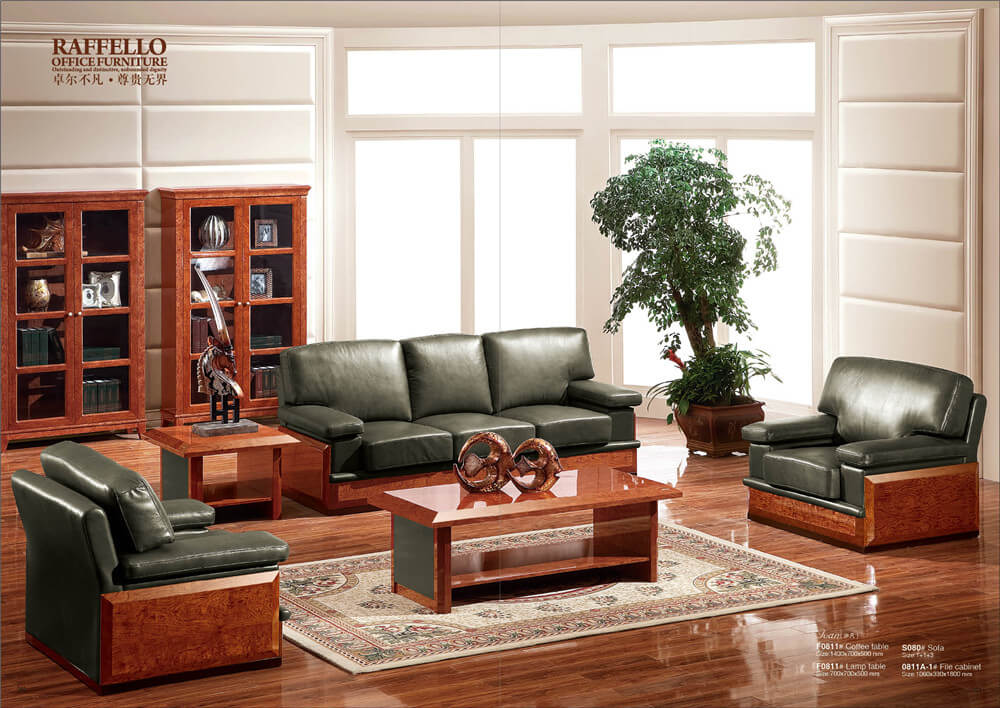 Italy Office Living Room Recliner Sofa