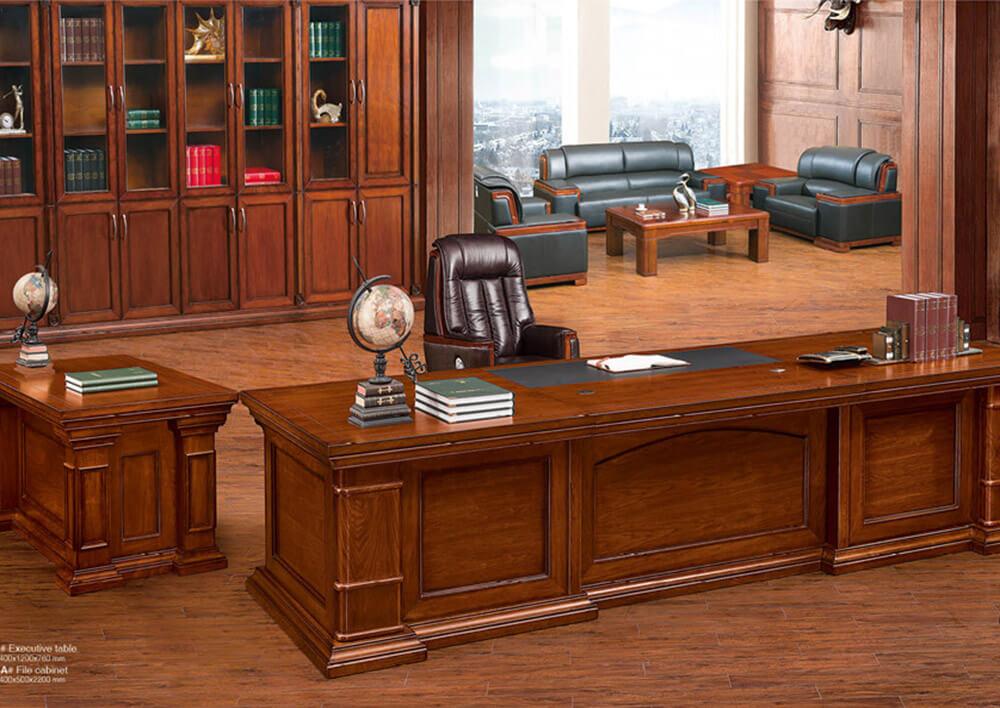 Shenglizhe Luxury Executive Office Desk