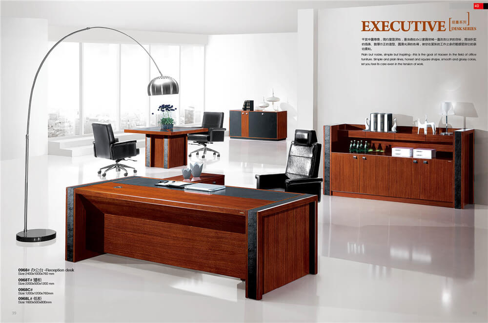 Luxury Executive Offic Desk